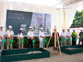 Ceremonial Groundbreaking Kicks Off the Construction of Mandtra Residences by Cebu Landmasters