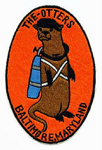 The Otters Club Patch Circa 1960