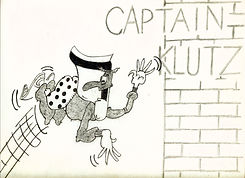 Don Martin's Captain Klutz