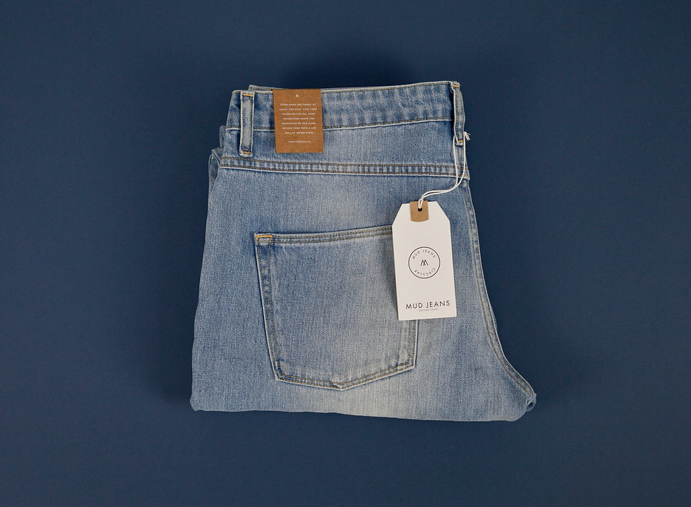 MUD JEANS by THE GREEN HOUSE