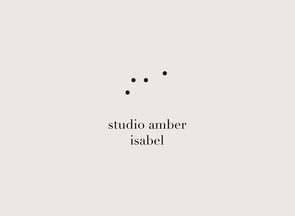STUDIO AMBER ISABEL by THE GREEN HOUSE