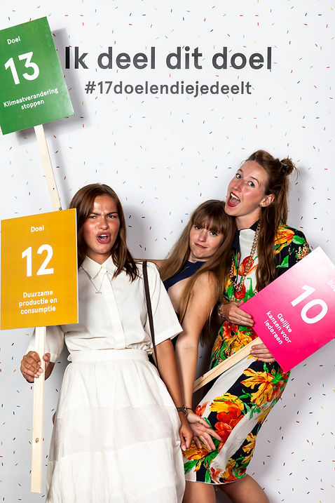 17 DOELEN DIE JE DEELT by THE GREEN HOUSE