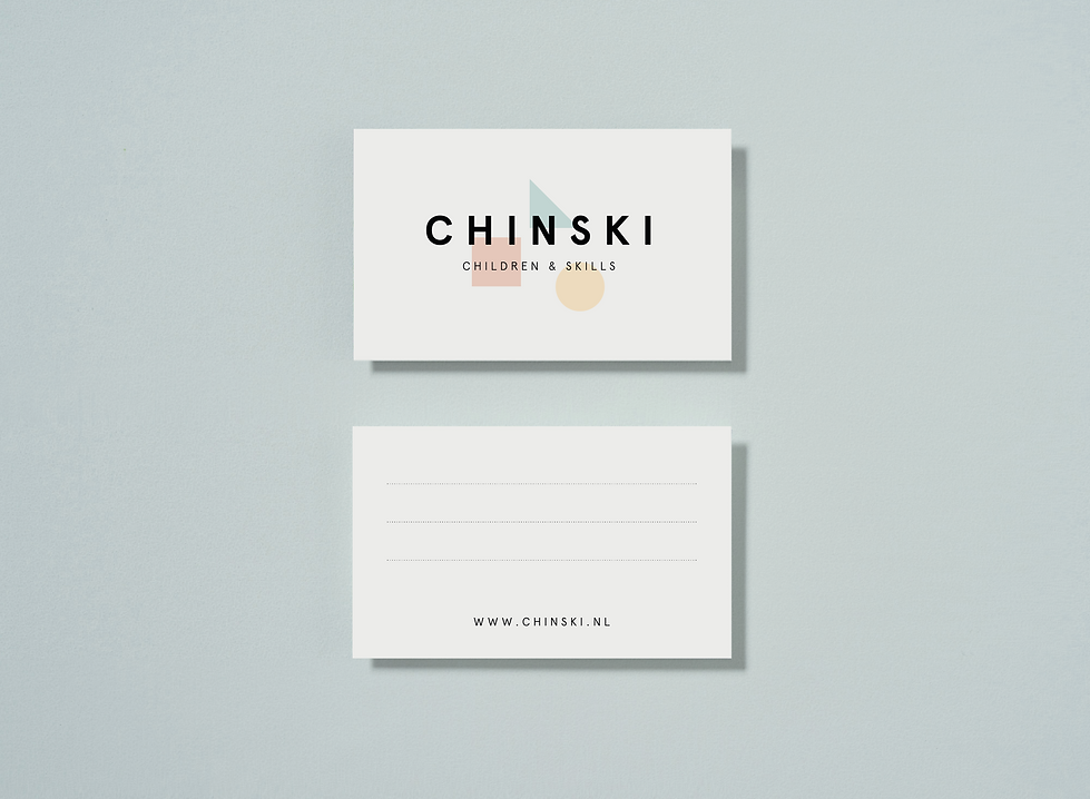 CHINSKI by THE GREEN HOUSE