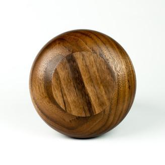 product design, walnut wood, vessels