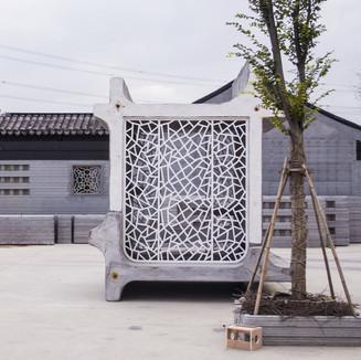 concrete 3d printing, digital fabrication, architecture