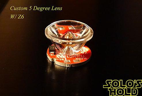 Custom 5 Degree Lens