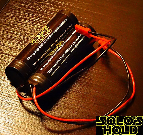 Solo's Hold 18650 Lithium Ion Battery