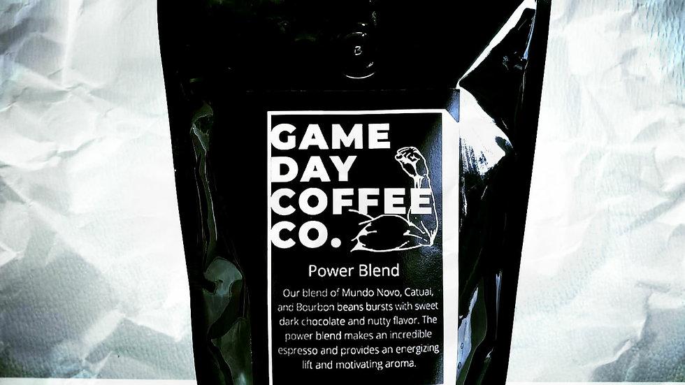 Power Blend Whole Bean Coffee