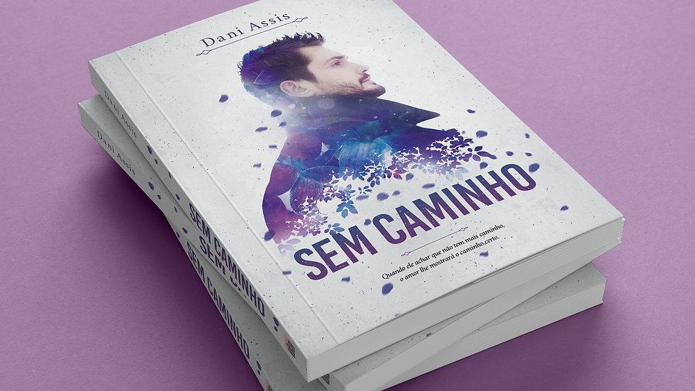 Kit Sem Caminho +Caneca + Ecobag + Marcador + Autografado