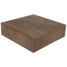 Wooden Cake Box
