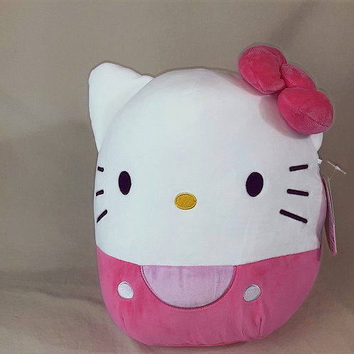 """8"""" Hello Kitty Pink with Pink Bow"""