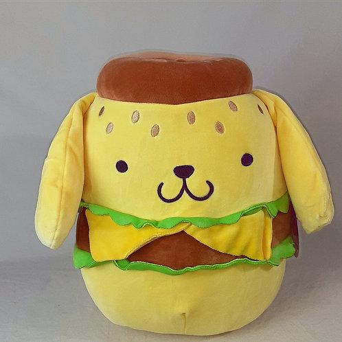 """8"""" Hello Kitty Pom Pom Burger"""