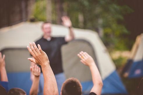Bridgepoint Chuch Men's Ministries, men's retreat, camping, Boise, Idaho