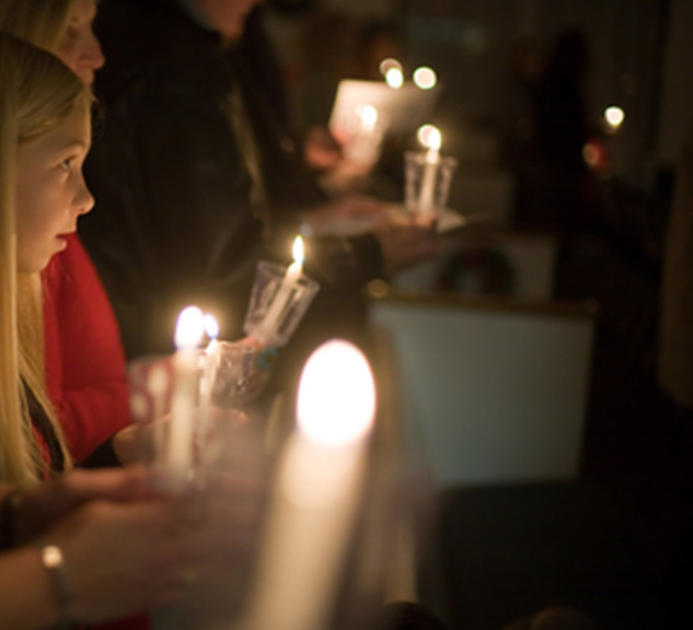Candlelight Christmas Eve Services at Bridgepoint Church
