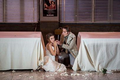 Nina Solodovnikova - Giulietta, Opera de Tenerife