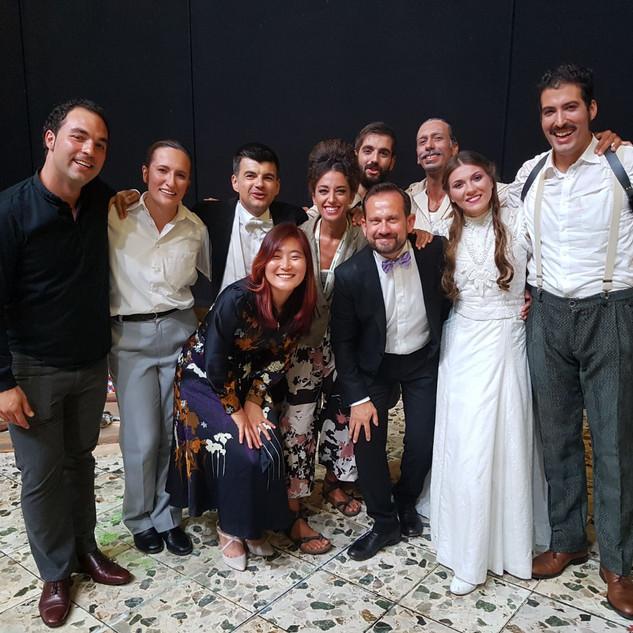"""""""I Capuleti e I Montecchi"""" Team"""