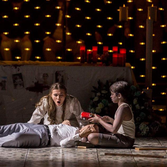 I Capuleti e I Montecchi, Opera de Tenerife, octobre 2017