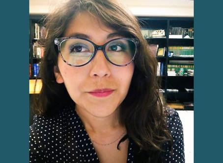Nominación de Elisa Villa Román como analista y coordinadora del sitio web