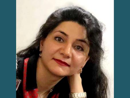 Nomination de Madame Mahboubeh Maleki en tant que leader du comité de communication 2020