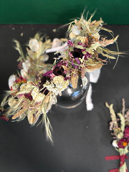 Dahlia crown