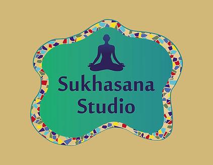 Sukhasana Studio logo