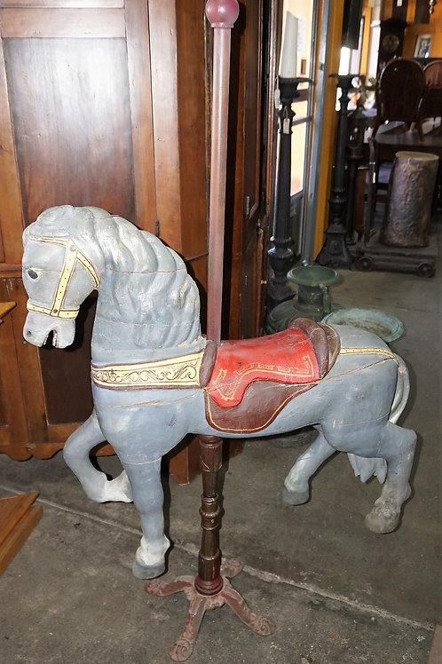 Vintage Carrousel Horse