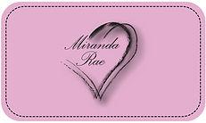 Miranda Rae Gabor Fashion Designer