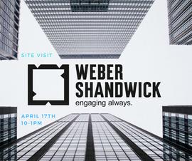Weber Shandwick Site Visit Social Graphic