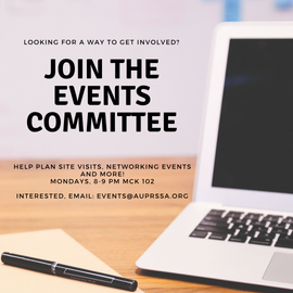 Join the Events Committee