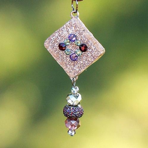 Peacock Mini Necklace