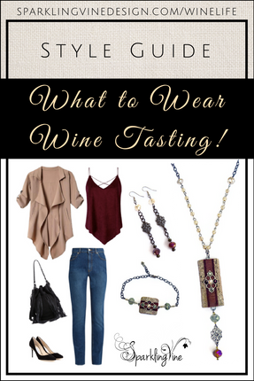 Style Guide: What to Wear to Wine Bars
