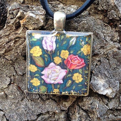 Bouquet Sq Pendant