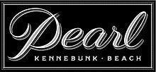 Pearl Kennebunk Beach Logo