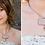 Thumbnail: Medallion Rosé Necklace