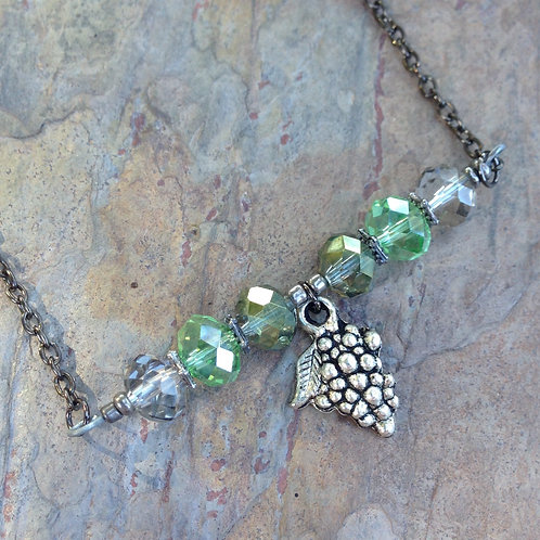 Viognier Bar Necklace