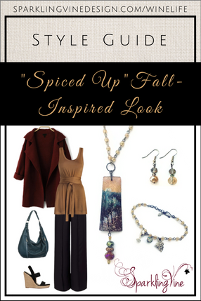 "Style Guide: ""Spice Up"" Your Wardrobe with this Fall Outfit"