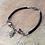 Thumbnail: Grape Earrings & Bracelet Set