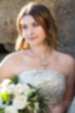handmade beaded jewelry to match vintage wedding gowns