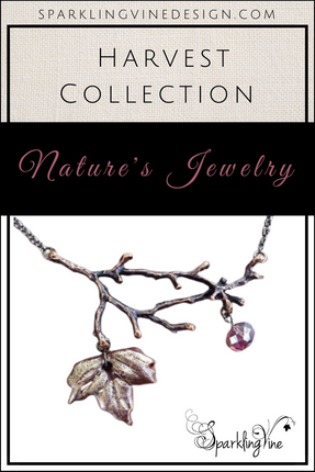 Nature's Jewelry on the Vine