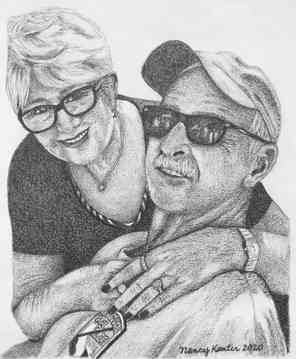 Dave and Linda