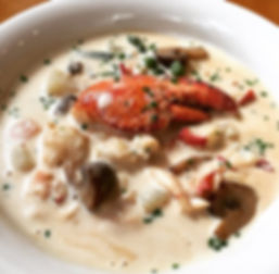 New England seafood at one of the best Kennebunk restaurants