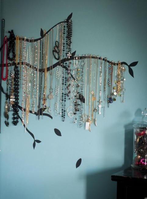 Jewelry storage that sparks joy, jewelry storage ideas