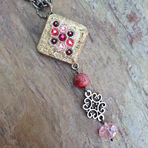 Rosé Mini Necklace