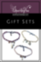 Unique jewelry and jewelry sets by a jewelry designer