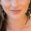 Thumbnail: Iridescent Tassel Earrings