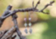 swarovski crystal earrings and drop earrings