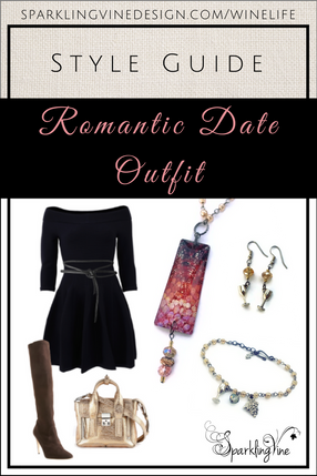 Romantic First Date Outfit
