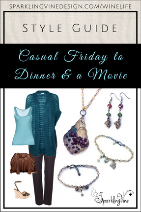 Style Guide: Casual Friday to Dinner & a Movie