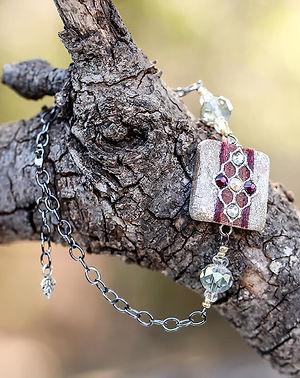 boho bracelets and bracelets with charms