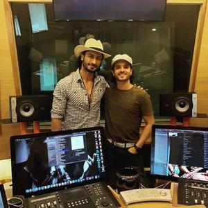 Vidyut Jamwal and Raghav Sachar